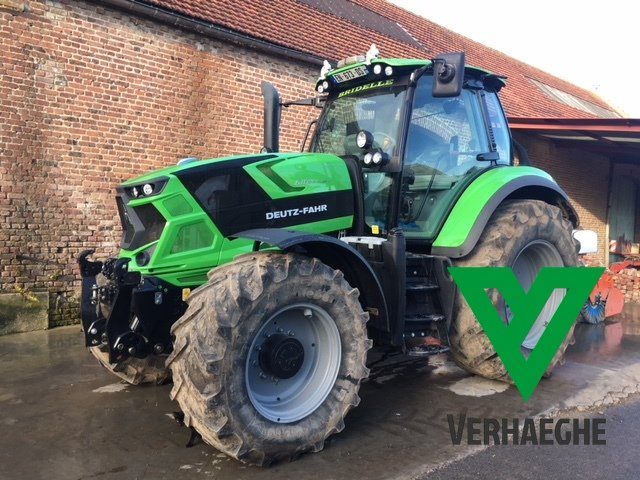 Tracteur agricole Deutz  6165 RC SHIFT - 1