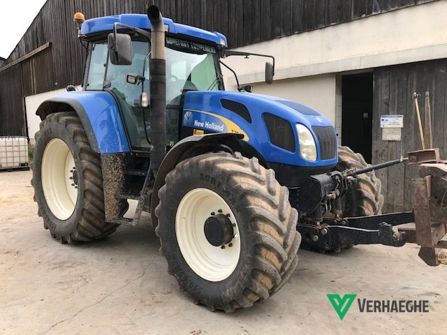 Tracteur agricole New Holland T7 540 - 1